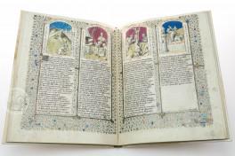 Speculum Humanae Salvationis in Einsiedeln Facsimile Edition