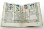 Speculum Humanae Salvationis, Cod. 206 - Stiftsbibliothek des Klosters Einsiedeln (Switzerland) − photo 14