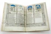 Speculum Humanae Salvationis, Cod. 206 - Stiftsbibliothek des Klosters Einsiedeln (Switzerland) − photo 15