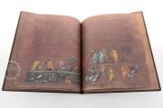 Vienna Genesis, Vienna, Österreichische Nationalbibliothek, Codex Theol. Gr. 31 − Photo 4