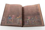 Vienna Genesis, Vienna, Österreichische Nationalbibliothek, Codex Theol. Gr. 31 − Photo 7
