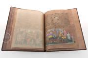 Vienna Genesis, Vienna, Österreichische Nationalbibliothek, Codex Theol. Gr. 31 − Photo 15