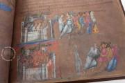 Vienna Genesis, Vienna, Österreichische Nationalbibliothek, Codex Theol. Gr. 31 − Photo 18
