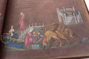 Vienna Genesis, Vienna, Österreichische Nationalbibliothek, Codex Theol. Gr. 31, The original Insel Verlag edition is bound in red-colored real leather