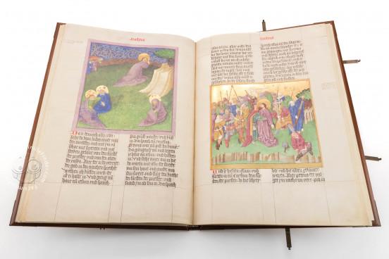 Ottheinrich's Bible, Munich, Bayerische Staatsbibliothek, Cgm 8010/1.2 − Photo 1