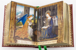 Book of Hours of Guyot Le Peley Facsimile Edition