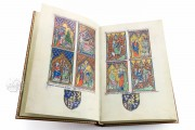 The Peterborough Psalter in Brussels, ms. 9961-62 - Bibliothèque Royale de Belgique (Bruxelles, Belgium) − photo 4