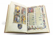 The Peterborough Psalter in Brussels, ms. 9961-62 - Bibliothèque Royale de Belgique (Bruxelles, Belgium) − photo 7
