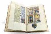 The Peterborough Psalter in Brussels, ms. 9961-62 - Bibliothèque Royale de Belgique (Bruxelles, Belgium) − photo 10