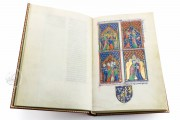 The Peterborough Psalter in Brussels, ms. 9961-62 - Bibliothèque Royale de Belgique (Bruxelles, Belgium) − photo 16