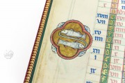 The Peterborough Psalter in Brussels, ms. 9961-62 - Bibliothèque Royale de Belgique (Bruxelles, Belgium) − photo 20