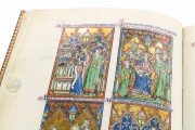 The Peterborough Psalter in Brussels, ms. 9961-62 - Bibliothèque Royale de Belgique (Bruxelles, Belgium) − photo 21