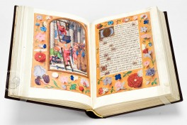 Book of Hours of Horenbout Facsimile Edition