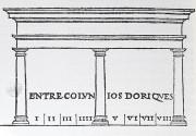 Medidas del Romano R/3222 - Biblioteca Nacional de Espana (Madrid, Spain)