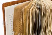 Historia Langobardorum, Cod. XXVIII - Museo Archeologico Nazionale (Cividale del Friuli, Italy), Paper reproduces the