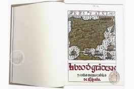 Libro de las Grandezas y Cosas Memorables de España Facsimile Edition
