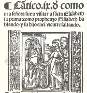 Retablo de la Vida de Christo Fecho en Metro... R/12651 - Biblioteca Nacional de Espana (Madrid, Spain)