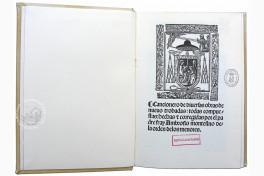 Cancionero de Diversas Obras de Nuevo Trobadas Facsimile Edition