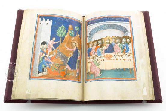 Pacino di Bonaguida's Picture Book, MS M.643 - Morgan Library & Museum (New York, USA) − photo 1