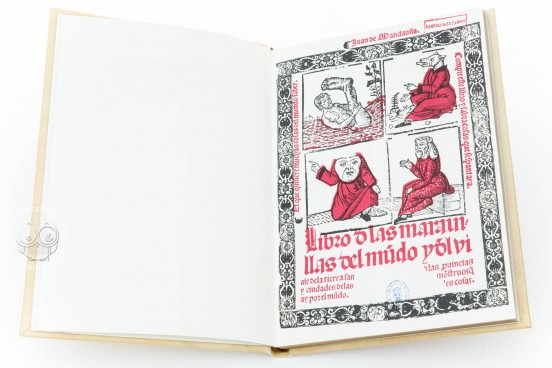 Travels of Sir John Mandeville, R/13148 - Biblioteca Nacional de España (Madrid, Spain) − photo 1
