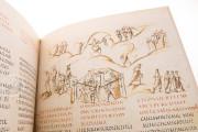 Der Utrecht Psalter, Utrecht, Universiteitsbibliotheek Utrecht, Handschrift 32 − Photo 3