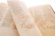 Der Utrecht Psalter, Utrecht, Universiteitsbibliotheek Utrecht, Handschrift 32 − Photo 8