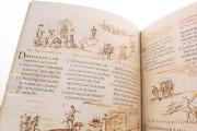 Der Utrecht Psalter, Utrecht, Universiteitsbibliotheek Utrecht, Handschrift 32 − Photo 11