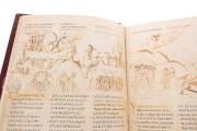 Der Utrecht Psalter, Utrecht, Universiteitsbibliotheek Utrecht, Handschrift 32 − Photo 13