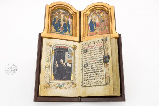 Book Altar of Philip the Good, Cod. 1800 - Österreichische Nationalbibliothek (Vienna, Austria) − photo 1