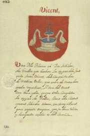 Trobes dels Linages Ms. 885 - Biblioteca General e Historica de la Universidad (Valencia, Spain)