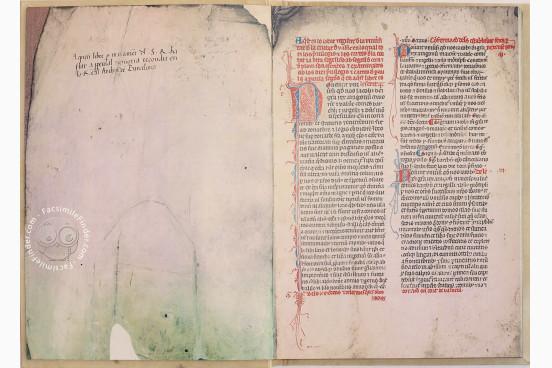 Llibre dels Privilegis de Valencia Manuscritos Casa Real numero 9 - Archivo de la Corona de Aragon (Barcelona, Spain)