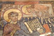 Godescalc Evangelistary, Ms. Nouv. acq. lat. 1203 - Bibliothèque Nationale de France (Paris, France), St. Matthew, opening the Godescalc Evangeliary