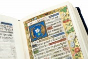 Munich-Montserrat Hours Ms. 53 › Biblioteca de la Abadía (Montserrat, Spain) Ms. Lat. 23638 › Bayerische Staatsbibliothek (Munich, Germany) Ms. 3 (84.ML.83) › Getty Museum (Los Angeles, USA) Historiated initial D