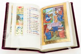 Liber Horarum Rothomagensis Facsimile Edition