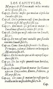 Origen y Dignidad de la Caça, R/29683 - Biblioteca Nacional de Espana (Madrid, Spain) − Photo 9