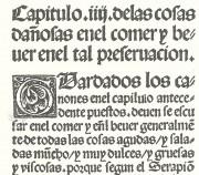 Cura de la Piedra y Dolor de la Ijada y Colica Rrenal Inc. 205 - Biblioteca Histórico Médica de la Universidad (Valencia, Spain)