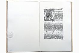 Regiment Preservatiu e Curatiu de la Pestilencia Facsimile Edition
