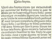 Regiment Preservatiu e Curatiu de la Pestilencia, L19542 nº1 - Biblioteca Valenciana Nicolau Primitiu - Monasterio de San Miguel de los Reyes (Valencia, Spain) − Photo 5