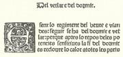 Regiment Preservatiu e Curatiu de la Pestilencia, L19542 nº1 - Biblioteca Valenciana Nicolau Primitiu - Monasterio de San Miguel de los Reyes (Valencia, Spain) − Photo 6