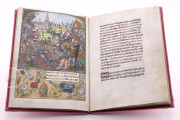 Flemish Chronicle of Philip the Fair, Yates Thompson 32 - British Library (London, United Kingdom) − photo 4