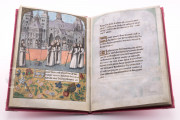 Flemish Chronicle of Philip the Fair, Yates Thompson 32 - British Library (London, United Kingdom) − photo 10