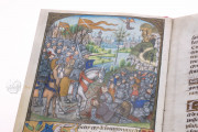 Flemish Chronicle of Philip the Fair, Yates Thompson 32 - British Library (London, United Kingdom) − photo 18