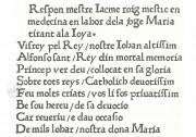Obres o trobes en laors de la Verge Maria, Biblioteca General e Histórica de la Universidad (Valencia, Spain) − photo 12