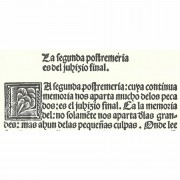 Cordial de las Cuatro Cosas Postrimeras, I/522 - Biblioteca Nacional de España (Madrid, Spain) − photo 9