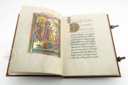 St. Peter Pericopes from St. Erentrud, Clm 15903 - Bayerische Staatsbibliothek (Munich, Germany) − photo 4
