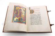 St. Peter Pericopes from St. Erentrud, Clm 15903 - Bayerische Staatsbibliothek (Munich, Germany) − photo 6