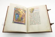 St. Peter Pericopes from St. Erentrud, Clm 15903 - Bayerische Staatsbibliothek (Munich, Germany) − photo 9