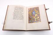 St. Peter Pericopes from St. Erentrud, Clm 15903 - Bayerische Staatsbibliothek (Munich, Germany) − photo 14