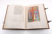 St. Peter Pericopes from St. Erentrud, Clm 15903 - Bayerische Staatsbibliothek (Munich, Germany) − photo 15