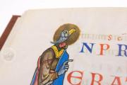St. Peter Pericopes from St. Erentrud, Clm 15903 - Bayerische Staatsbibliothek (Munich, Germany) − photo 16